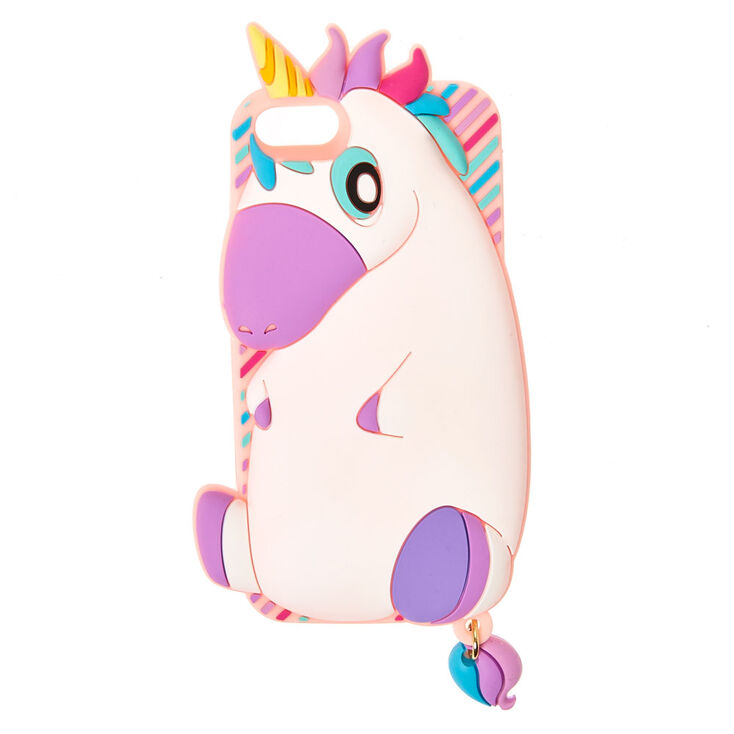 Pastel Unicorn Phone Case,