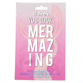 Mermazing Dead Sea Peel-Off Mask,