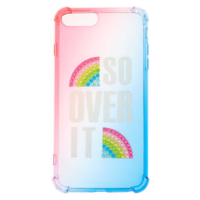 So Over It Protective Phone Case,