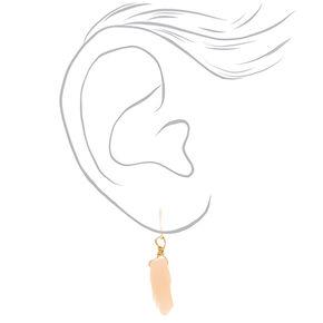Healing Crystals Earrings Set - 3 Pack,