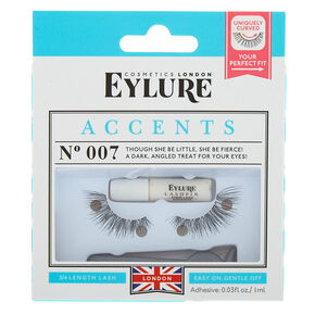 Eylure Accents No. 007 False Lashes,