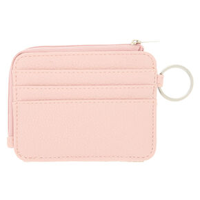 Glitter Coin Purse - Blush,