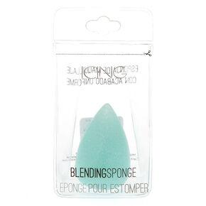 Blue Glitter Silicone Blending Sponge,