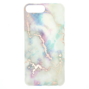 Pastel Marble Phone Case - Fits iPhone 6/7/8 Plus,