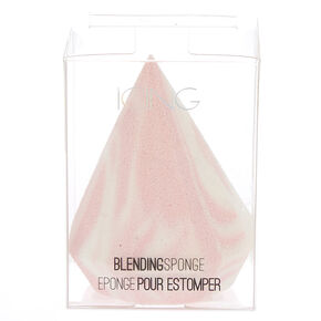 Marble Diamond Blending Sponge - Pink,