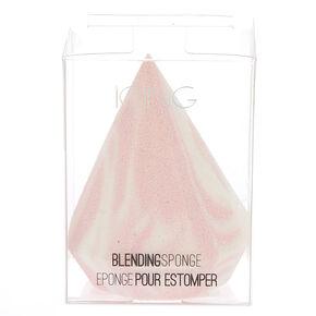 Marble Diamond Blending Sponge - Pink,