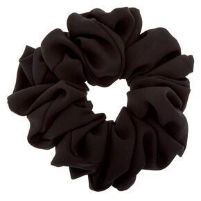 Giant Hair Scrunchie - Black,