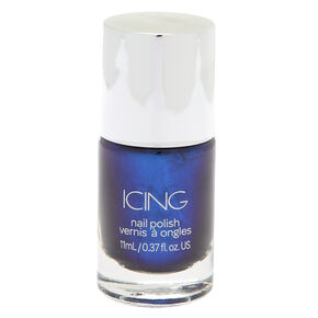 Shimmer Nail Polish - Midnight Shimmer,