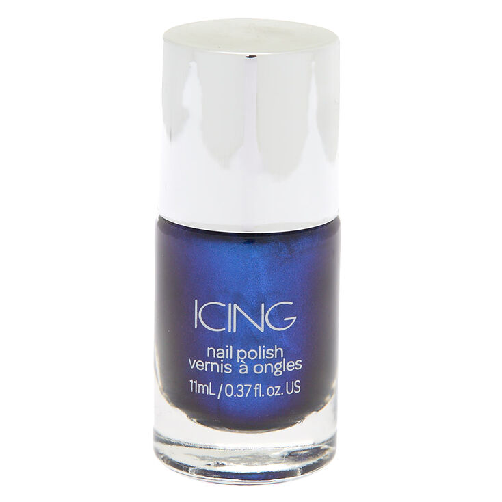 Shimmer Nail Polish - Midnight Shimmer,