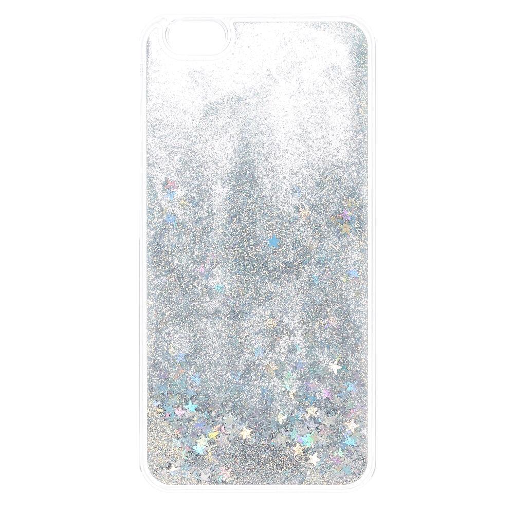 iphone 6 case glitter liquid