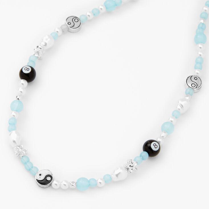 Black Faux Crystal Open Diamond Drop Earrings,