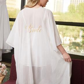 Bride Kimono - White,