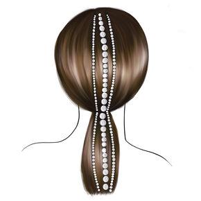 Pearl Ponytail Hair Tools Kit,