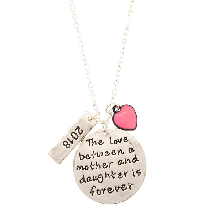 2018 Mother Daughter Necklace,