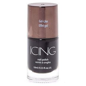 Gel Like Black Nail Polish,