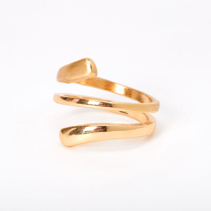Gold Wrap Around Ring,