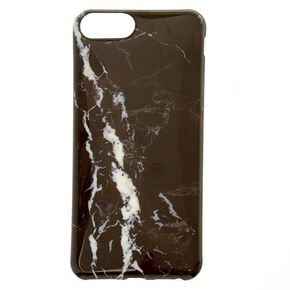 Black Marble Phone Case - Fits iPhone 6/7/8,