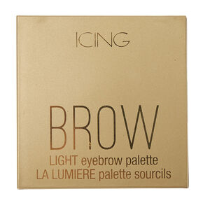 Mini Light Eyebrow Palette,