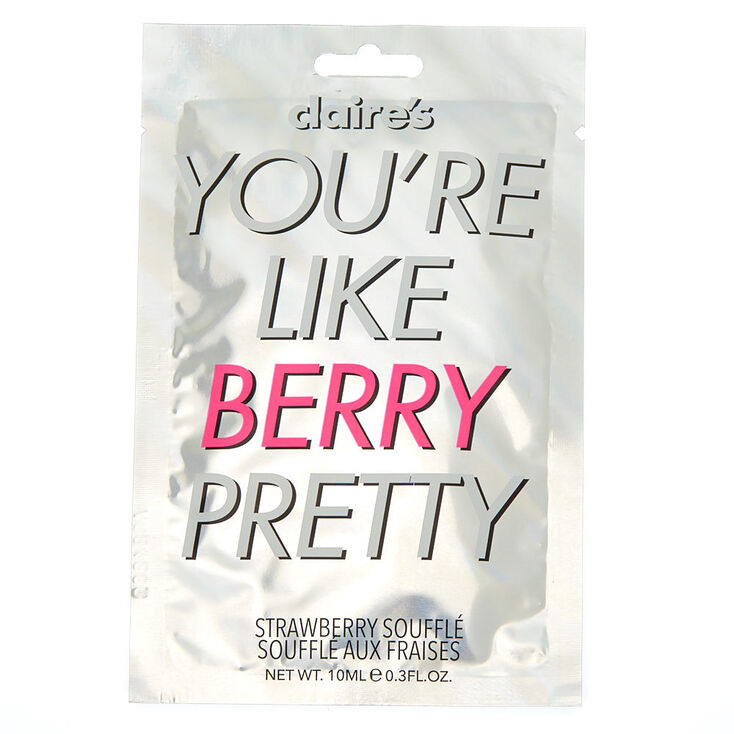 Berry Pretty Face Mask,