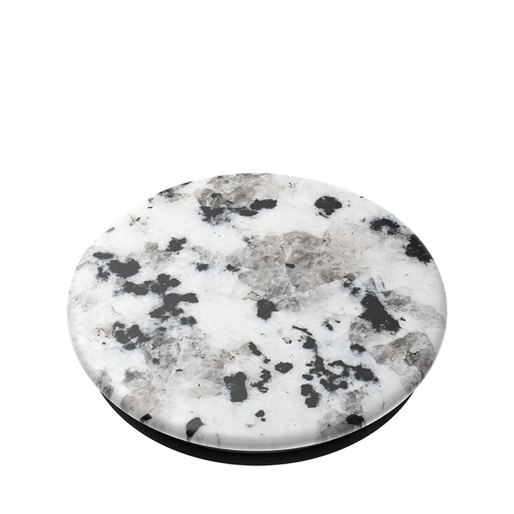 PopSockets Swappable PopGrip - Snowy Granite,