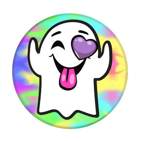 Ghost Emoji PopSocket,