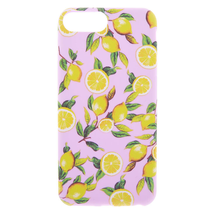 Lemon Phone Case - Fits iPhone 6/7/8 Plus,