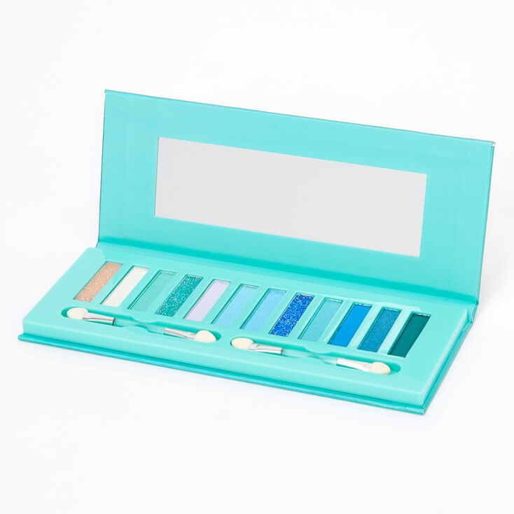 Blues and Greens Eyeshadow Palette - Mint,
