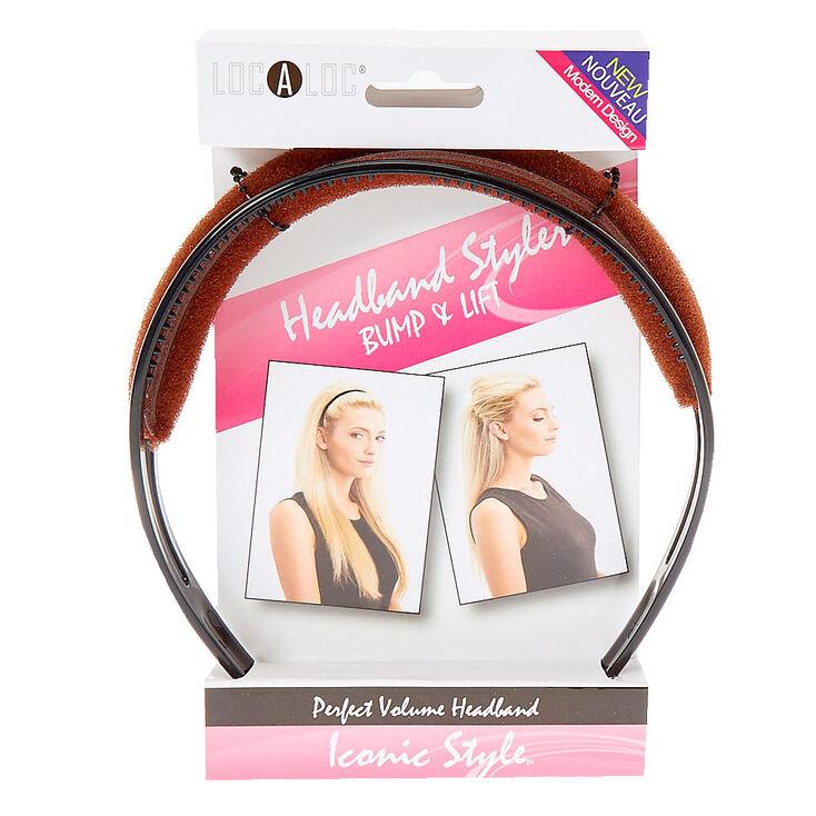 LocALoc® Bump & Lift Headband Styler,