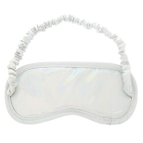 Holographic Mermazing Scallop Sleeping Mask - Silver,