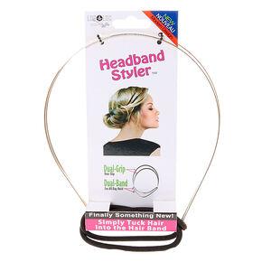 LocALoc® Gold Headband Styler,