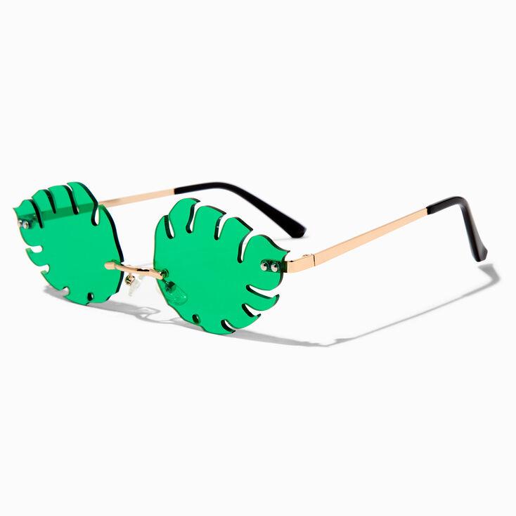 Velvet Hair Scrunchies - Green, 2 Pack,