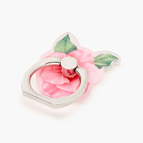 Pink Flower Ring Stand,
