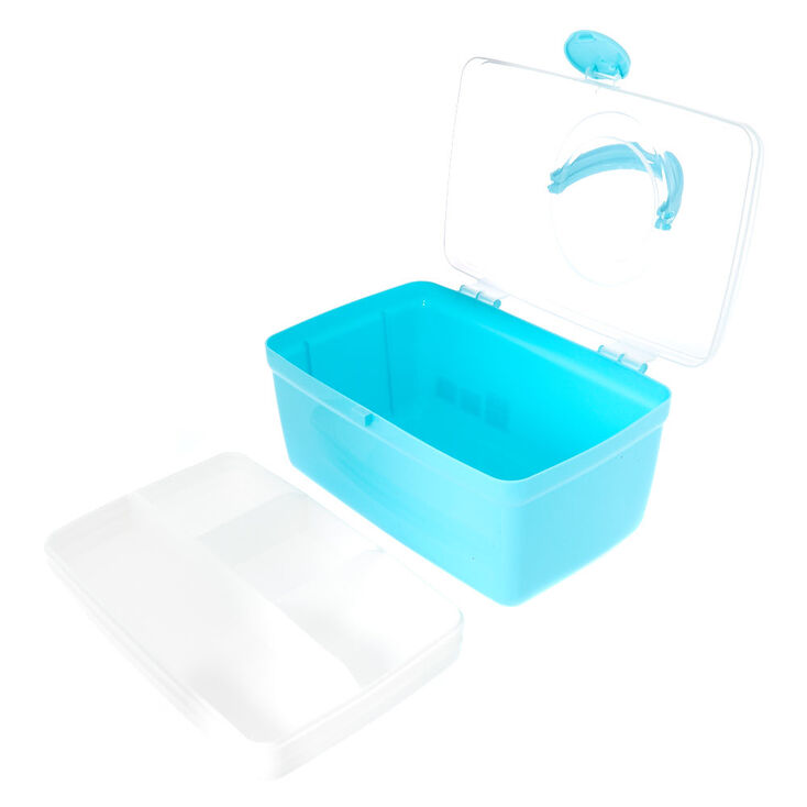 Storage Box - Turquoise,