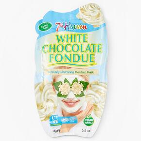 7th Heaven White Chocolate Fondue Nourishing Moisture Mask,
