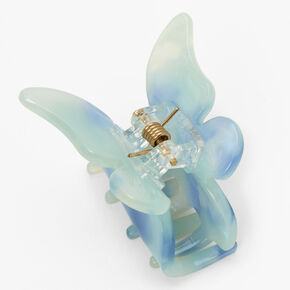 Butterfly Hair Claw - Blue,