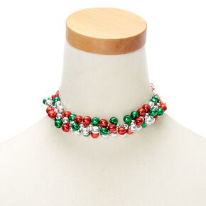 Bells Stretch Necklace,