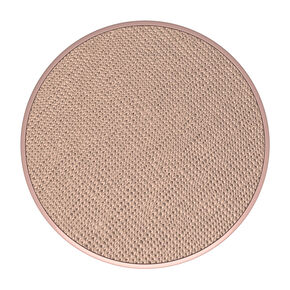 PopSockets Swappable PopGrip - Rose Gold Saffiano,
