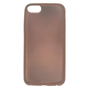 Holographic Bronze Phone Case - Fits iPhone 6/7/8 Plus,