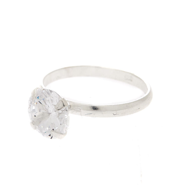 Sterling Silver Classic Ring,