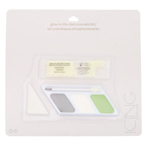 Glow-In-The-Dark Cosmetic Kit,