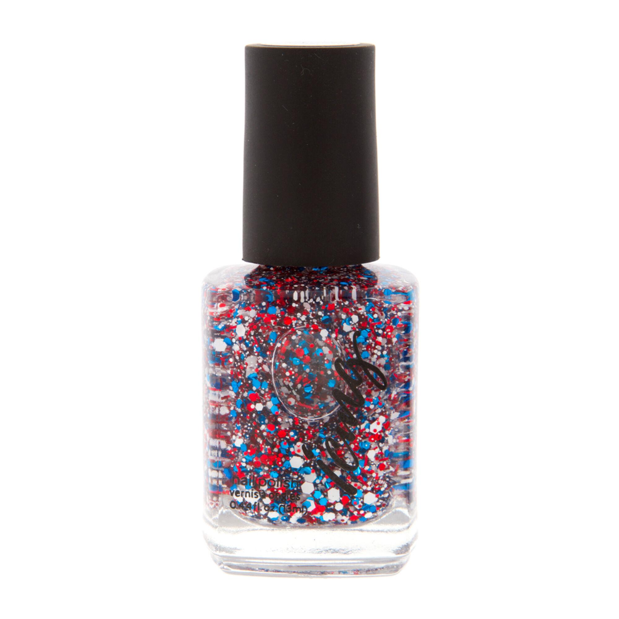 Murica! Splatter Nail Polish | Icing US