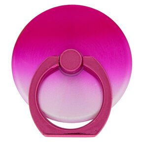 Ombre Metal Ring Stand - Pink,