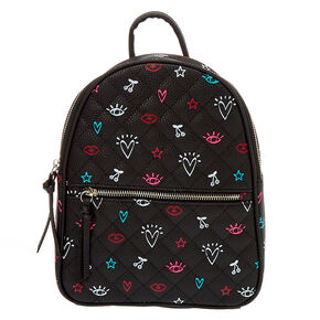 Icon Midi Backpack - Black,