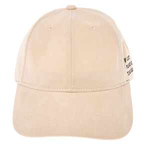 Light Khaki Return to Squad Baseball Cap,