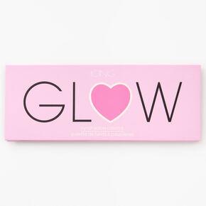 Glow 12 Color Eyeshadow Palette,