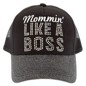 Mommin' Like A Boss Trucker Hat,