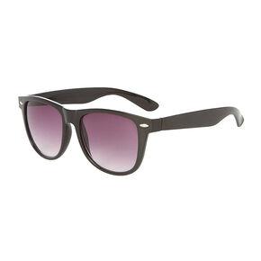 Retro Black Sunglasses,