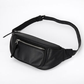 Slim Fanny Pack - Black,