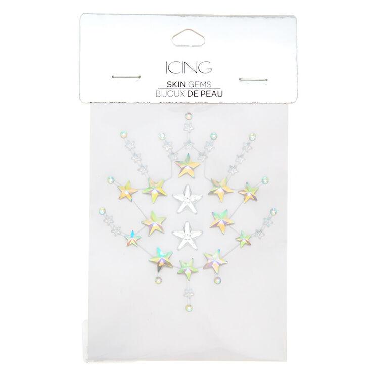 Iridescent Star Skin Gems,