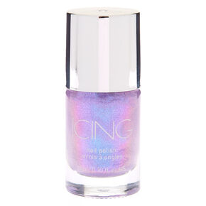 Iridescent Nail Polish - Purple,
